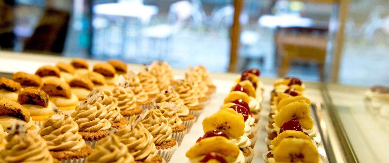 Dessert Lieferung Cupcakes Cake-Pops Torten Berlin